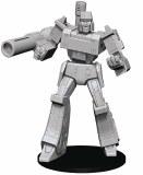 Transformers Deep Cuts Unpainted Mini Megatron