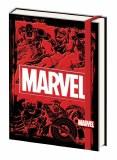Marvel Logo Premium Journal