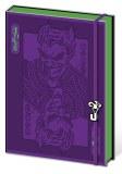 Joker Arkham Asylum Journal