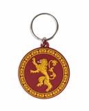 Game of Thrones Lannister Crest Vinyl Keychain