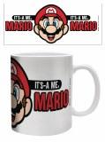 Super Mario Its A Me Mario 11 Oz Mug
