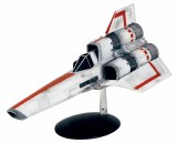 Battlestar Galactica Ships Mag #4 Viper Mk 1 Classic Series