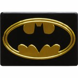 Batman Metal Logo Magnet