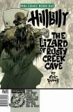 Fcbd 2020 Hillbilly Lizard of Rusty Creek Cave
