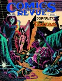 Comics Revue August 2015 Presents Tarzan