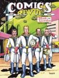 Comics Revue Presents August 2020