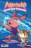 Aggretsuko Meet Her Friends #1 Cvr B