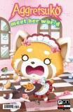 Aggretsuko Meet Her World #1 Cvr B