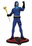 GI Joe Cobra Commander Collectible Statue