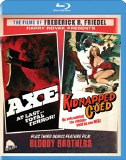 Axe Kidnapped Coed Blu ray