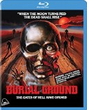 Burial Ground Blu ray
