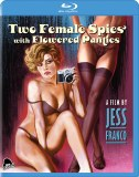 Two Female Spies with Flowered Pantines Blu ray
