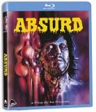 Absurd Blu ray