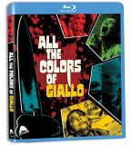 All the Colors of Giallo Blu ray