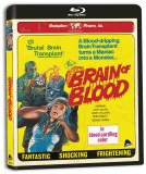 Brain of Blood Blu ray