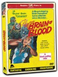 Brain of Blood DVD