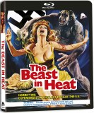 Beast in Heat Blu ray