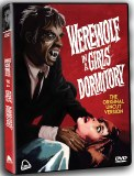 Werewolf in a Girls Dormitory DVD