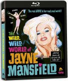 Wild Wild World of Jayne Mansfield Blu ray