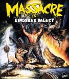 Massacre in Dinosaur Valley Blu ray
