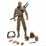 Articulated Icons Clan of the Desert Sun Ninja 6 In Action Figure