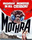 Mothra Steelbook Blu ray