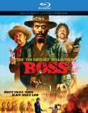 Boss Blu ray DVD
