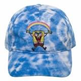 Spongebob Squarepants Tie Dye Dad Hat