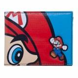 Super Mario Vinyl Sign Bi-fold Wallet