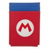 Super Mario ID Clip Card Wallet
