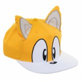 Sonic Tails Big Face Snapback
