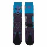 Guardians of the Galaxy Nebula 360 Character Socks