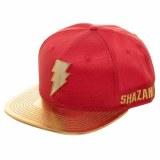 Shazam Snapback Cap