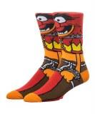Muppets Animal 360 Crew Socks
