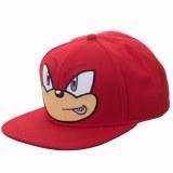 Sonic the Hedgehog Knuckles Big Face Snapback