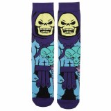 Masters of the Universe Skeletor 360 Character Socks