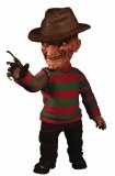Nightmare on Elm Street Mezco Desginer Series Freddy Krueger Talkin