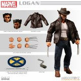 One-12 Collective Wolverine- Casual Logan Action Figure