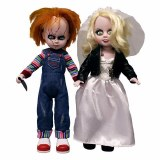 Living Dead Doll Chucky and Tiffany 2 Pack