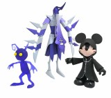 Kingdom Hearts Select Series 3  Mickey/Assassin/Shadow AF PK