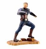 Marvel Gallery Avengers 3 Captain America PVC Figure