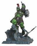 Marvel Milestones Thor Ragnarok Gladiator Hulk Statue