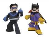 FCBD 2018 DC Batgirl and Nightwing Comic Vinimate 2Pk