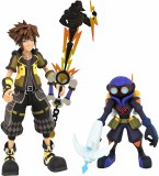 Kingdom Hearts 3 Select Series 2 Guardian Form Sora Action Figure