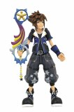 Kingdom Hearts 3 Wisdom Form Sora Action Figure
