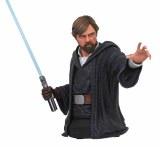 Star Wars The Last Jedi Luke Skywalker Crait Bust