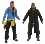 Jay and Silent Bob Reboot Silent Bob Select Action Figure
