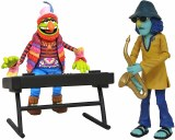 Muppets Dr Teeth/Zoot Action Figure 2 Pack