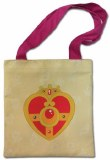 Sailor Moon Heart Locket Tote Bag