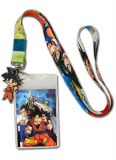 Dragon Ball Super SD Goku Lanyard